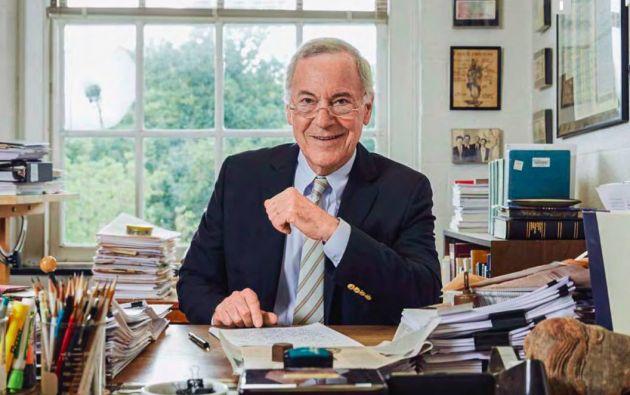 El catedrático universitario de 77 años, Steve Hanke, es una de las mayores autoridades en el mundo en sistemas monetarios.