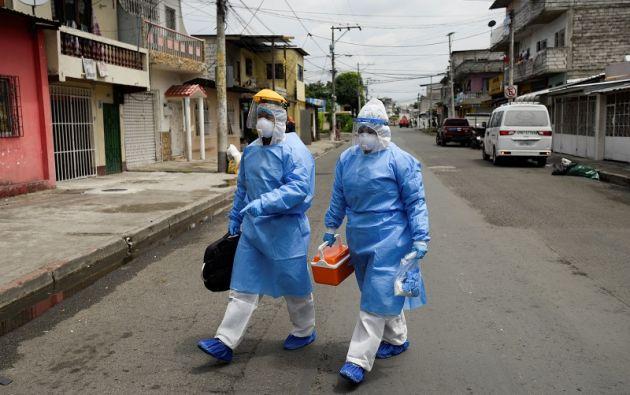 El COE-n concede el permiso después de verificar la situación epidemiológica en cada cantón. Foto: Reuters