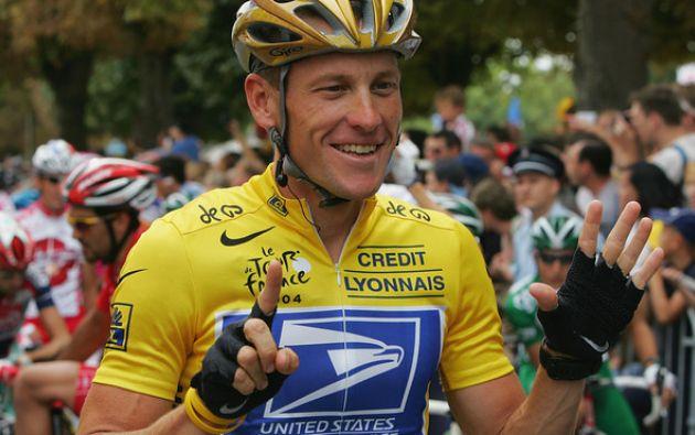ESPN revela en una serie documental detalles del exciclista Lance Armstrong.
