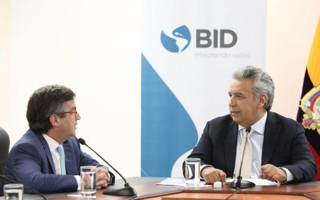 El crédito del BID tiene una amortización de 25 años con seis de gracias y tasa de interés basada en Libor.