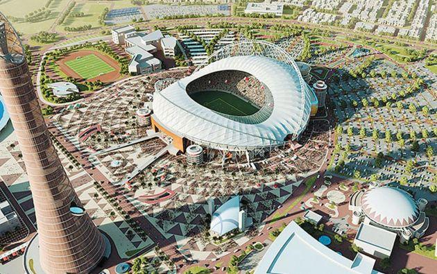 El macroproyecto del Mundial ha obligado a Catar a construir estadios y ciudades en contrarreloj.