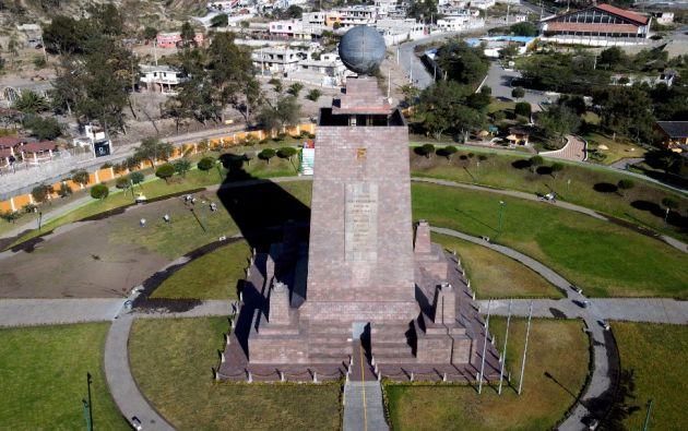 El turismo aporta el 2,2% del Producto Interno Bruto (PIB) de Ecuador. Foto: AFP