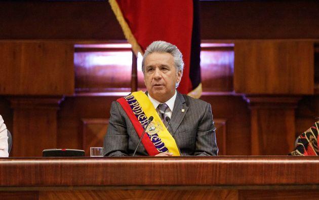 Moreno presentará ante la Asamblea Nacional su Informe a la Nación de forma virtual.
