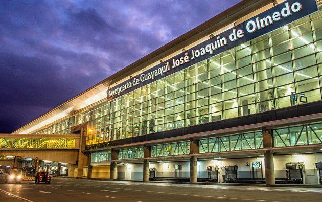 Desde que se declaró el estado de emergencia, los aeropuertos han mantenido las operaciones de carga.