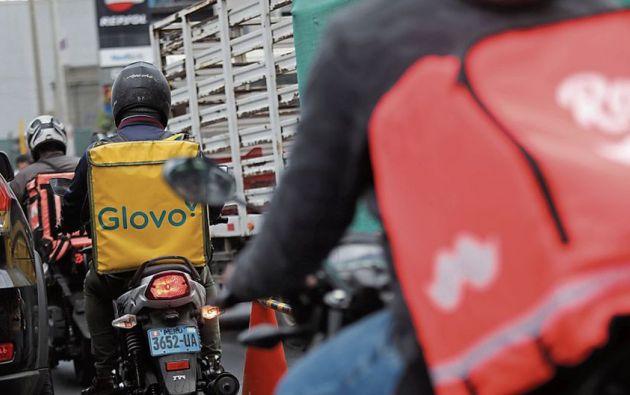 Se disparan las ventas online. Foto: AFP