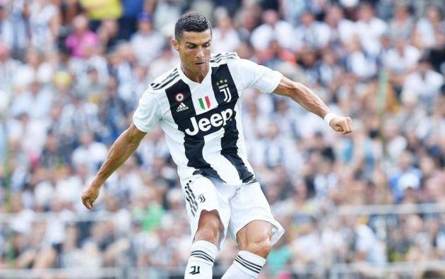 Cristiano Ronaldo se alista para volver a las canchas con Juventus. Foto: EFE.