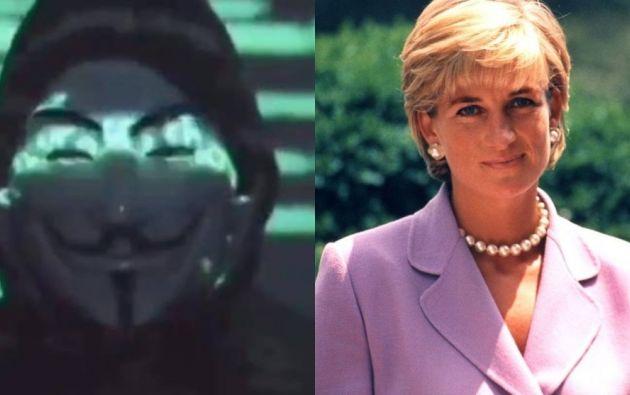 Lady Di habría conseguido pruebas de la relación que existía entre la Familia Real británica y la red de tráfico sexual de menores de Jeffrey Epstein.