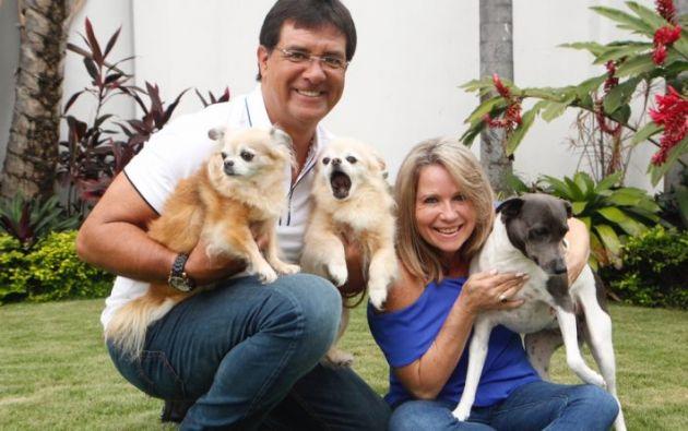 Morales, sus dos hijastros, su esposa y otras cuatro personas son acusados de beneficiarse de una red ilegal que conectaba a empresas. Foto tomada en deunanoticias.com