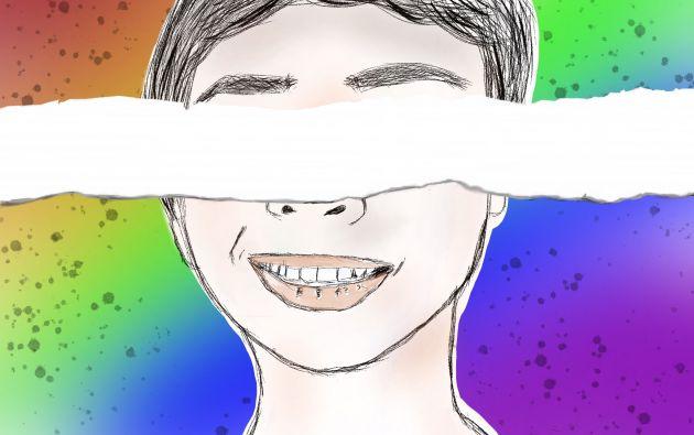 Ilustración de Javier Viteri hecha por Diana Romero, periodista de Vistazo.com.