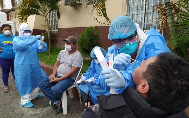 Tarqui, la parroquia urbana más grande y habitada de Guayaquil, concentra la mayor cantidad de casos de coronavirus a nivel nacional. Le siguen las del Sur, Ximena y Febres-Cordero.