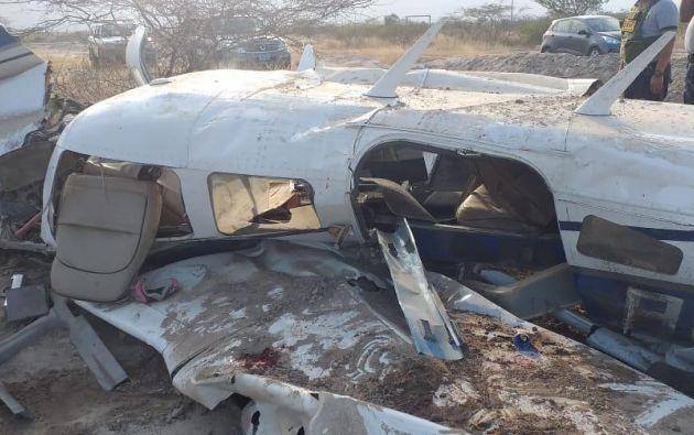 """Yo jamás he prestado mi avioneta"", afirmó Alfredo Adum sobre la avioneta que se estrelló esta mañana en Perú."