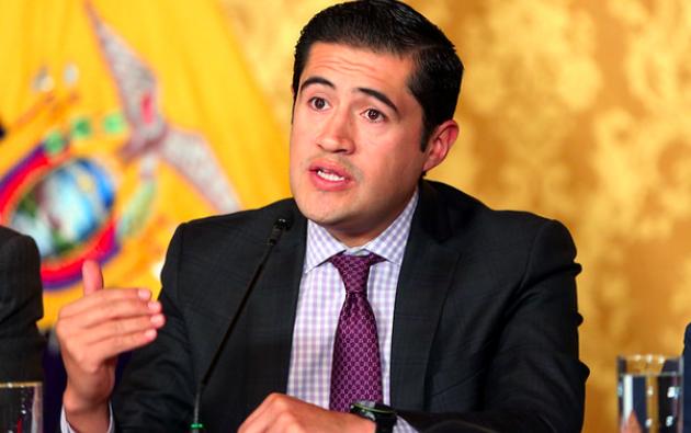 Al menos cinco partidos políticos han solicitado que Martínez. Foto: Presidencia.