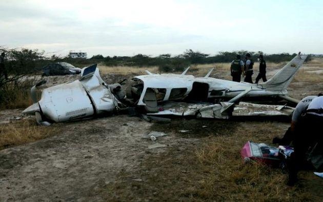 En Ecuador, se activó la Junta Investigación Aérea para el proceso correspondiente.