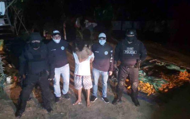 La Fiscalía cuenta con varios indicios de convicción contra Efraín D. en el caso de violación a su hijastra. Foto: Zaracay TV.