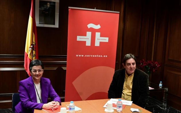 Ministra española de Asuntos Exteriores, Arancha González Laya. Foto: EFE.