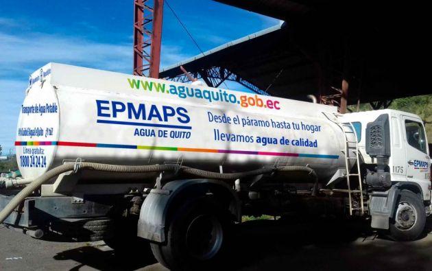 Contraloría reviso los contratos de servicio de desinfección y adquisición de insumos de bioseguridad de EPMAPS