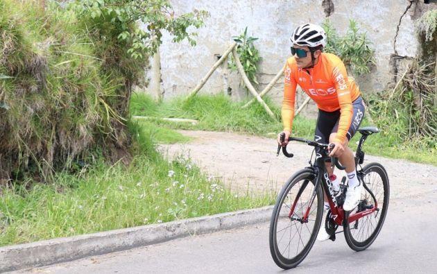 Richard Carapaz ganó el Giro de Italia de 2019. Ahora compite en Ineos. Foto: richardcarapaz