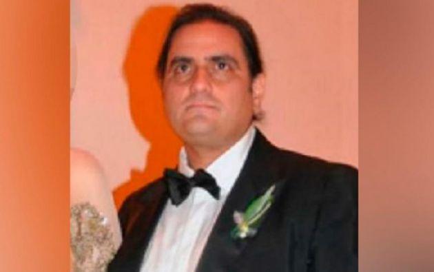 """La alerta de la Interpol se emitió debido a """"la acusación en Estados Unidos por delitos de lavado de dinero"""" contra Álex Saab."""