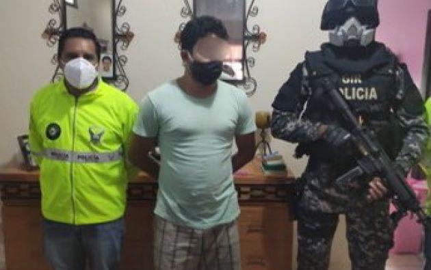 Cevallos fue llevado a la Penitenciaría del Litoral, en Guayaquil.