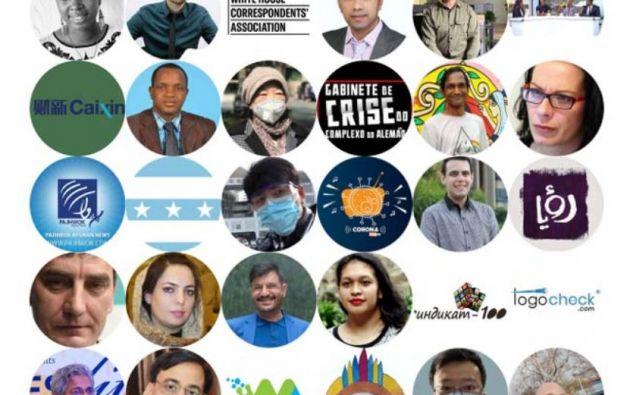 MEDIOS LOCALES DE GUAYAQUIL (Ecuador), informando desde primera línea: 25 se contagiaron y 13 murieron del virus.