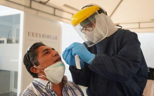 La UEESClinic funciona en campus universitario de la UESS, ubicado en el Km 2 ½ de la vía Samborondón. Foto: UEES.