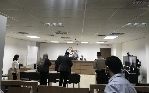 Tribunal se trasladará hasta el hospital Guayaquil, donde se encuentra internado Salcedo.