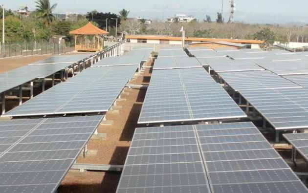 El proyecto es parte de la iniciativa Cero Combustibles Fósiles en Galápagos.
