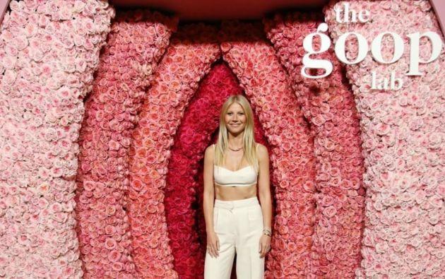 Gwyneth Paltrow. Foto: AFP.
