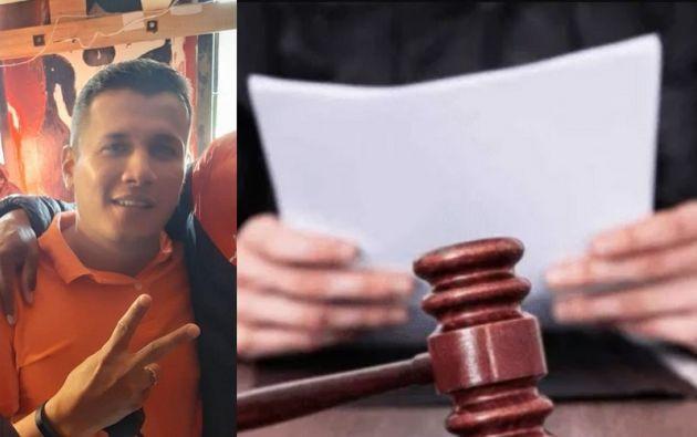 """El 7 de febrero de 2019, el exjuez Tamayo modificó la sentencia ejecutoriada a través de un recurso de garantías penitenciarias denominado """"rebaja de pena por ley más benigna""""."""