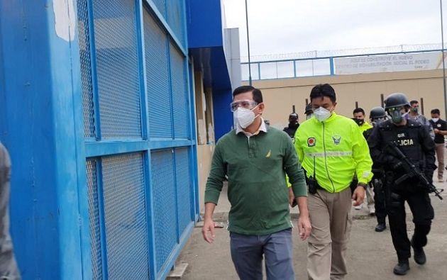 Los detenidos son investigados por presunta asociación ilícita y fraude procesal.