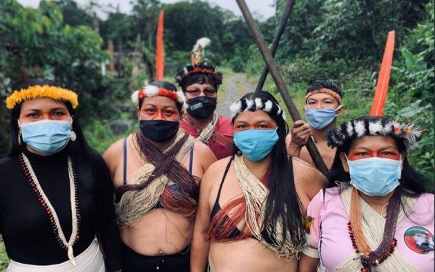 """La propagación del nuevo coronavirus entre comunidades indígenas amazónicas """"podría ser catastrófica y altamente letal""""."""