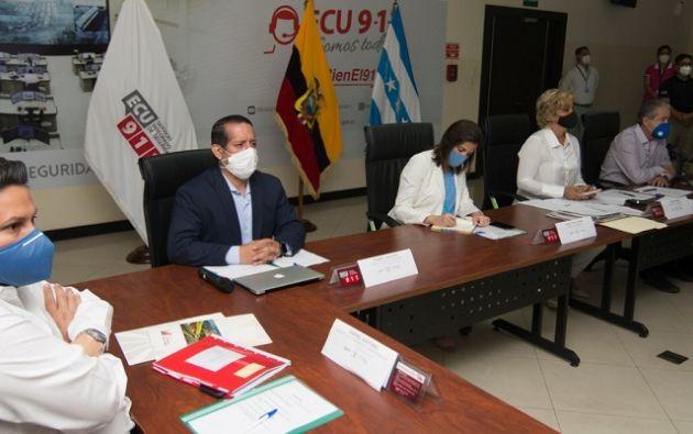 Se mantendrá el teletrabajo hasta el domingo 28 de junio, en el sector público de Quito.