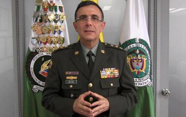 El general Jorge Luis Vargas es el actual director de Seguridad Ciudadana. | Policía Nacional