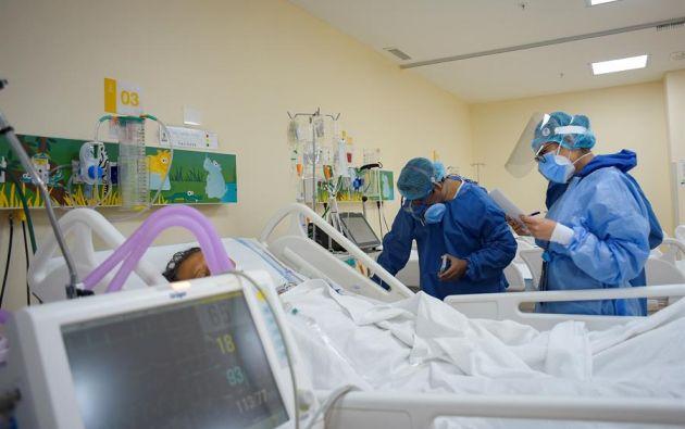 Ecuador se encuentra actualmente en un proceso de cambio de fase de la estrategia epidemiológica para encarar la pandemia del COVID-19.| EFE