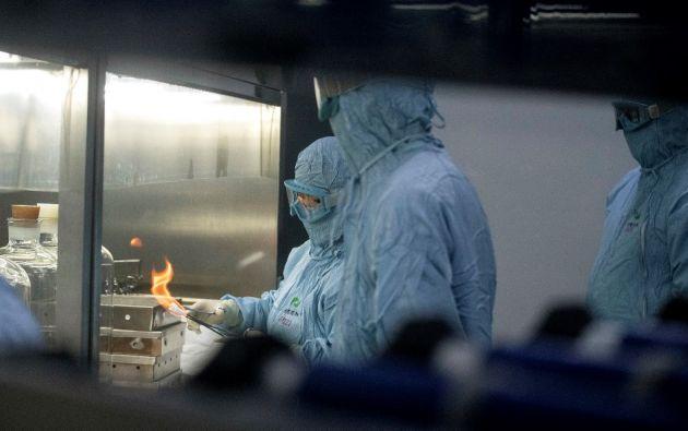 La covid-19 contaminó a más de un millón de personas en Brasil y América del Sur es el actual epicentro de la pandemia. Foto: AFP