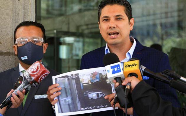 Según el periodista colombiano Herbin Hoyos el caso de Balda fue un secuestro de Estado. Foto: EFE.