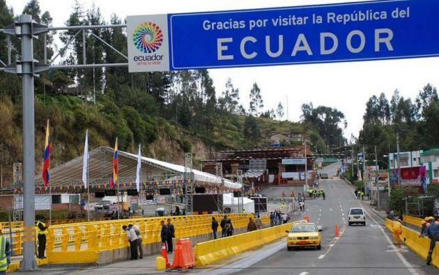 Podrán retornar a través del puente Rumichaca, principal paso fronterizo entre los dos países.