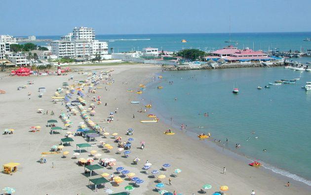 """La plataforma digital denominada """"Distancia2"""" permitirá abrir las playas del país."""