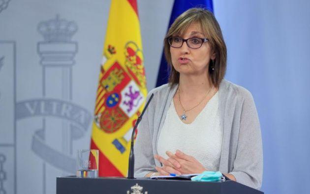 Directora del Centro Nacional de Epidemiología, Marina Pollán. Foto: EFE.