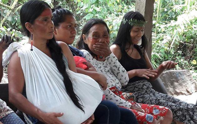 AI menciona que las comunidades indígenas enfrentan una situación de mayor riesgo debido a la escasez de agua potable. Foto: EFE