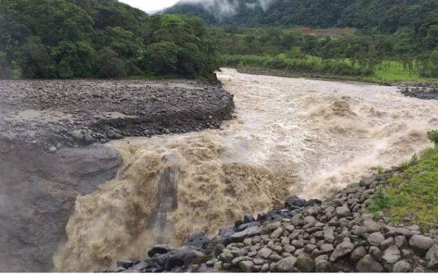 La erosión geológica en la zona ya ha afectado varios sitios vecinos como la cascada San Rafael.