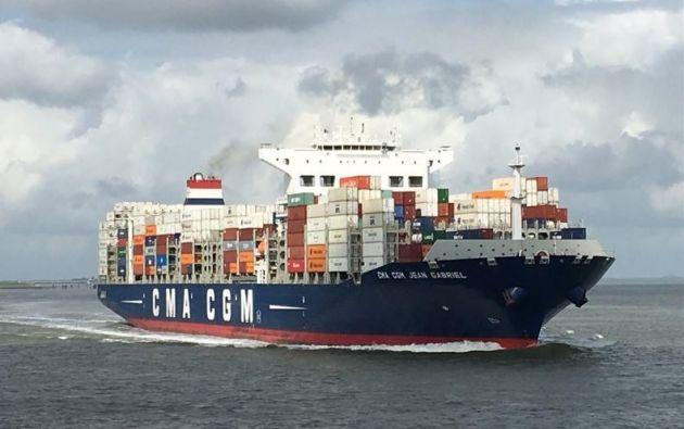 La Asamblea aprobó el acuerdo comercial con el Reino Unido. Foto: Autoridad Portuaria de Guayaquil.