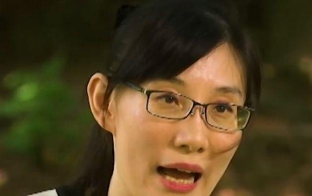 La viróloga china Li-Meng Yan tuvo que huir en abril a EE.UU.