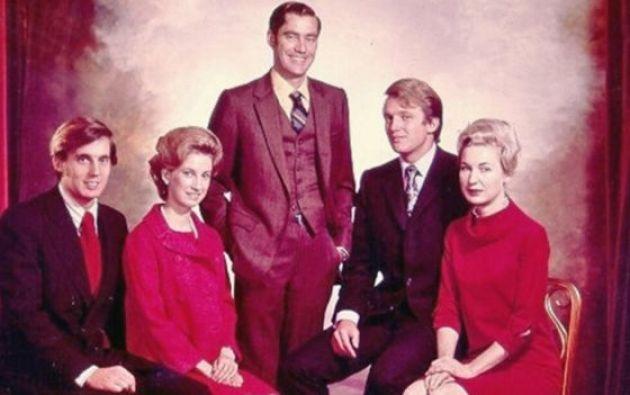 Según Mary Trump, su familia carga con una serie de traumas transmitidos en su mayoría, por el patriarca del clan: Fred Trump, padre del actual presidente de EEUU.