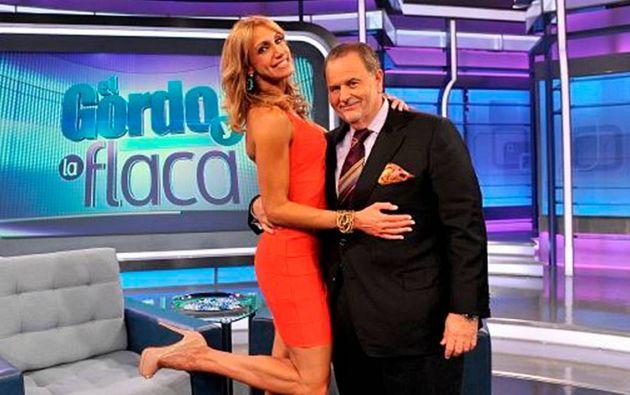 """Esta semana también se anunció en """"El Gordo y la Flaca"""" que una de sus presentadoras tenía COVID-19."""