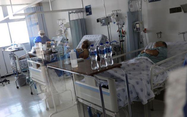 En América Latina existe un subregistro de entre un 25 % y un 80 % de muertes por coronavirus. Foto: EFE.