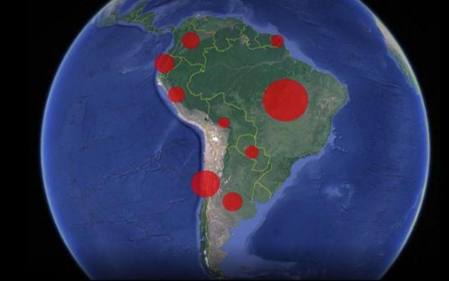 Según la Organización Mundial de la Salud (OMS), en América se reportaron 151.531 nuevos casos y 4.653 muertes en las últimas 24 horas, un aumento del 2,12 % en contagios y un avance de 1,56 % en la cifra de decesos. Estados Unidos y Brasil comandan la lista de casos.