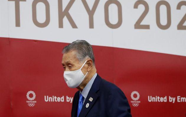 El 34 % de japoneses considera que los Juegos Olímpicos de Tokio debe ser cancelada. Foto: EFE.