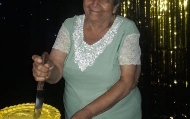 Rosa Elena Alvarado falleció a los 82 años durante la crisis sanitaria de Guayaquil. Su cuerpo todavía no aparece.