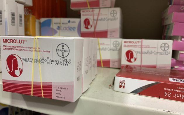 Las autoridades anunciaron que se investigará cómo llegaron estos medicamentos a manos de los comerciantes. Foto: Twitter.
